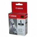 Canon originální ink BCI6BK, black, 4705A002, Canon S800, 820, 820D, 830D, 900, 9000, i950