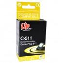 UPrint kompatibilní ink s CL511, color, 12ml, C-511CL, pro Canon MP240, MP260