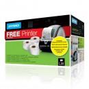 Tiskárna samolepicích štítků Dymo, LabelWriter 450, PROMO - 3x etikety zdarma