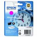 Epson originální ink C13T27034010, 27, magenta, 3,6ml, Epson WF-3620, 3640, 7110, 7610, 7620