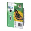 Epson originální ink C13T015401, black, 350str., 15ml, Epson Stylus Photo 2000p