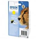 Epson originální ink C13T07144022, yellow, blistr s ochranou, 5,5ml, Epson D78, DX4000, DX4050, DX5000, DX5050, DX6000, DX605
