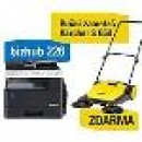 Konica Minolta Bizhub 226 + Kärcher vysokotlaký čistič K 3 Full control Home