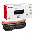 Canon originální toner CRG732, yellow, 6400str., 6260B002, Canon i-SENSYS LBP7780Cx