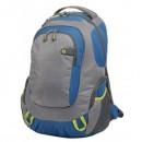 """Batoh na notebook 15,6"""", Outdoor Sport Backpack, modro-šedý z polyesteru, HP"""