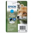 Epson originální ink C13T12824012, T1282, cyan, 3,5ml, Epson Stylus S22, SX125, 420W, 425W, Stylus Office BX305