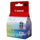 Canon originální ink CL41, color, blistr s ochranou, 303str., 3x4ml, 0617B032, 0617B006, Canon iP1600, iP2200, iP6210D, MP150, MP1