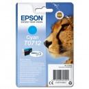 Epson originální ink C13T07124012, cyan, 375str., 5,5ml, Epson D78, DX4000, DX4050, DX5000, DX5050, DX6000, DX605