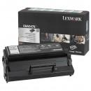 Lexmark originální toner 08A0476, black, 3000str., return, Lexmark E320, 322
