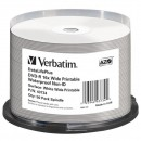 Verbatim DVD-R, 43734, Waterproof, 50-pack, 4.7GB, 16x, 12cm, General, Standard, cake box, Wide Printable