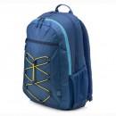 """Batoh na notebook 15,6"""", Active Backpack, modrý z voděodolného materiálu, HP"""
