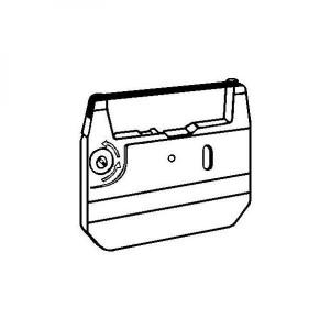 Páska pro psací stroj pro Sharp PA 3100, 3000, 3200, QL 800, 820, černá, textilní, PK303, N
