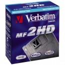 "Disketa Verbatim DataLife 3,5""/ 1.44 MB/ DS, HD - format. IBM, černá, paper box, 87410, 10-pack"