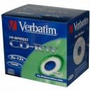 Verbatim 43148, DataLife PLUS, 10-pack, 700 Serl, 8-12x, 80min., CD-RW, 12cm, Scratch Resistant, bez možnosti potisku, jewel box