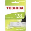 Toshiba USB flash disk, 2.0, 128GB, U202, bílý, PD128G20TU202WR, THN-U202W1280E4