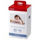 """Canon Color Ink Paper Set, KP108IN, foto papír, lesklý, bílý, CP100, 220, 300, 330, 400, 500, 520, 600, 710, 10x15cm, 4x6"""", 108 ks"""