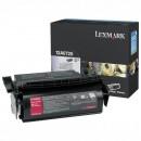 Lexmark originální toner 12A0725, black, 23000str., Lexmark Optra SE-3455
