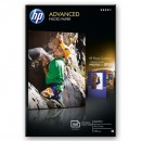 "HP Advanced Glossy Photo Paper, foto papír, lesklý, zdokonalený, bílý, 10x15cm, 4x6"", 250 g/m2, 100 ks, Q8692A, inkoustový,bez okr"