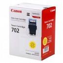 Canon originální toner CRG702, yellow, 10000str., 9642A004, Canon LBP-5960
