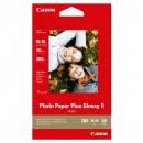 "Canon Photo Paper Plus Glossy, foto papír, lesklý, bílý, 10x15cm, 4x6"", 275 g/m2, 50 ks, PP-201 4x6, inkoustový"