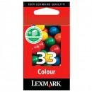 Lexmark originální ink 18CX033E, #33+, color, 220str., Lexmark Z815, Z518, Z818, X5250, 5260, P915, P6250