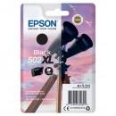 Epson originální ink C13T02W14010, 502XL, T02W140, black, 9.2ml, Epson XP-5100, XP-5105, WF-2880dwf, WF2865dwf