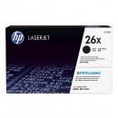 HP originální toner CF226X, black, 9000str., 26X, HP HP LJ Pro M402, HP LJ Pro MFP M426, 930g