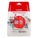 Canon originální ink CLI-581 XL CMYK Multi Pack, CMYK, blistr, 4*8,3ml, 2052C004, very high capacity, Canon PIXMA TS6150,TS6151,TS
