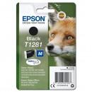 Epson originální ink C13T12814012, T1281, black, 5,9ml, Epson Stylus S22, SX125, 420W, 425W, Stylus Office BX305