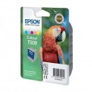 Epson originální ink C13T008401, color, 220str., 46ml, Epson Stylus Photo 870, 875DC, 890, 895, 780, 790
