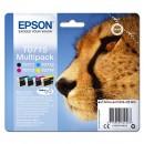 Epson originální ink C13T07154012, CMYK, 23.9ml, Epson D78, DX4000, DX4050, DX5000, DX5050, DX6000, DX605