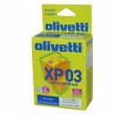 Olivetti originální ink B0261, CMYK, 260str., Olivetti ArtJet 10, 12, 22, OFX-800, Jet-Lab 600