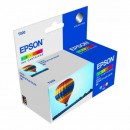 Epson originální ink C13S020130, cyan, 110ml, Epson Stylus Color 3000