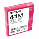 Ricoh originální gelová náplň 405763, magenta, 2200str., GC41HM, Ricoh AFICIO SG 3100, SG 3110DN, 3110DNW