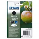 Epson originální ink C13T12914012, T1291, black, 385str., 11,2ml, Epson Stylus SX420W, 425W, Stylus Office BX305F, 320FW