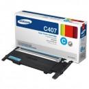Samsung originální toner CLT-C4072S, cyan, 1000str., Samsung CLP-320, CLP-325, CLX-3185