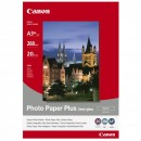 Canon Photo Paper Plus Semi-Glossy, foto papír, pololesklý, saténový, bílý, A3+, 260 g/m2, 20 ks, SG-201 A3+, inkoustový