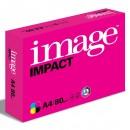 Xerografický papír Image, Impact A4, 80 g/m2, bílý, 500 listů, spec. pro barevný laserový tisk