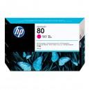 HP originální ink C4874A, No.80, magenta, 175ml, HP DesignJet 1050, C, 1055, C, CM