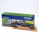 Brother originální toner TN243Y, yellow, 1000str., Brother DCP-L3500, MFC-L3730, MFC-L3740, MFC-L3750