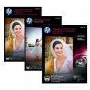 "HP Premium Plus Glossy Photo Paper, foto papír, lesklý, bílý, 10x15cm, 4x6"", 300 g/m2, 50 ks, CR695A, inkoustový"
