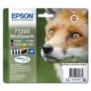 Epson originální ink C13T12854012, T1285, CMYK, 16,4ml, Epson Stylus S22, SX125, 420W, 425W, Stylus Office BX305