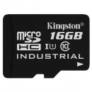 Kingston Micro Secure Digital card, 16GB, micro SDHC, SDCIT/18GBSP, UHS-I U1 (Class 10), bez adaptéru