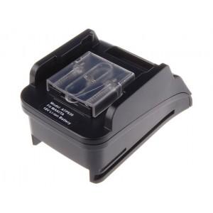 Avacom, nabíjecí redukce, ATP830, na 1 ks 220V (el.síť), nabíjení aku akumulátorů, k nabíječce AV-MP, AV-MP-BLN