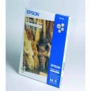 Epson Matte Paper Heavyweight, foto papír, matný, silný, bílý, Stylus Photo 1270, 1290, A4, 167 g/m2, 50 ks, C13S041256, inkoustov