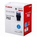 Canon originální toner CRG702, cyan, 10000str., 9644A004, Canon LBP-5960