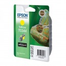 Epson originální ink C13T034440, yellow, 440str., 17ml, Epson Stylus Photo 2100