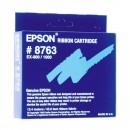 Epson originální páska do tiskárny, 8763/C13S015054, černá, Epson EX 800, EX 1000