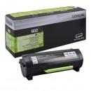 Lexmark originální toner 60F2000, black, 2500str., 602, return, Lexmark MX611de, MX511de, MX410de, MX611dhe, MX511dhe