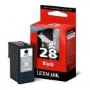 Lexmark originální ink 18C1428E, #28, black, return, Lexmark Z845, P350, Z1300, Z1320